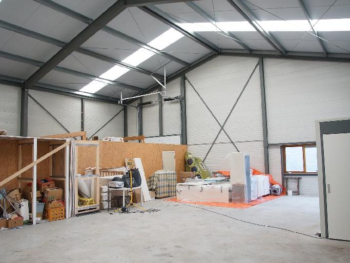 Garage Huren Middelburg : Peter de visser verhuur te huur m² garage in serooskerke de